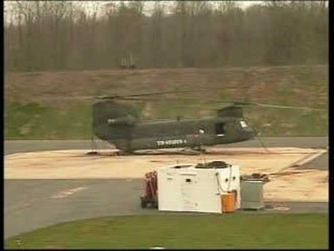 Rezonancia helikopterrel (oldalról)